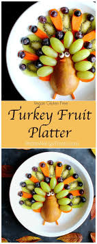best 25 turkey fruit platter ideas on thanksgiving
