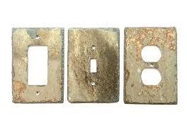 travertine light switch plates stone light switch covers slate stone light switch and outlet covers