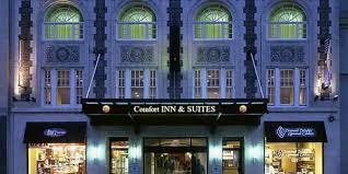 Comfort Suites Michigan Avenue Chicago Comfort Inn And Suites Downtown