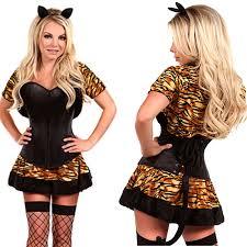 Cat Costumes Halloween Cheap Leopard Cat Costume Aliexpress Alibaba Group