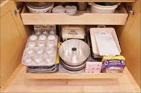 Under Cabinet Kitchen Storage by Kitchen Pull Out Kitchen Shelves Slide Out Drawers For Pantry