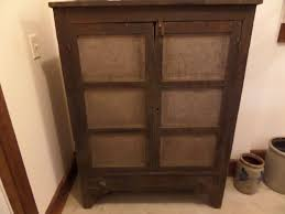 Antique Jelly Cabinet Antique Pie Safe U2014 Wedgelog Design