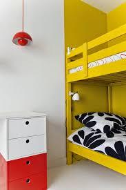 Mommo Design IKEA HACKS FOR KIDS Yellow Mydal Bunkbed KiDS - Ikea mydal bunk bed