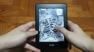 Discount Ebook Pdf Reader Reading Manga And Comics On The Kindle Paperwhite Youtube