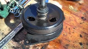 jeep cherokee power wheels 1995 jeep grand cherokee power steering pump change in detail