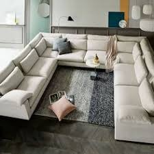U Sectional Sofa How To Master The U Shape Pinteres