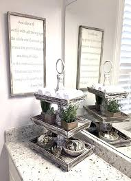 Bathroom Countertop Storage Ideas Bathroom Countertop Storage Home Decorating Trends Bathroom