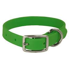 collar light for small dogs k 9 komfort 3 4 in tufflex puppy small dog collar 9 95