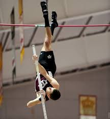 audie wyatt wins invitational pole vault challenges a u0026m record at