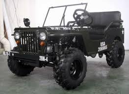 Golf Cart Off Road Tires Jeep Willys Off Road 125cc Mini Utv Go Kart Golf Cart Utv