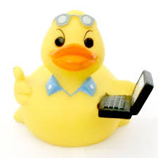 rubber office duck rubber duck