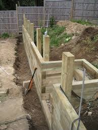 build a retaining wall retaining walls terraced garden and