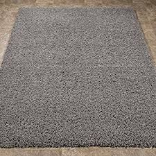 Cream Colored Shag Rug Amazon Com Sweet Home Stores Cozy Shag Collection Solid