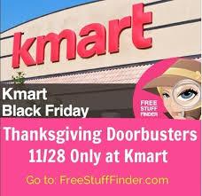 kmart thanksgiving doorbuster deals 11 28 freebies