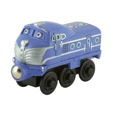 chuggington wooden railway harrison engine