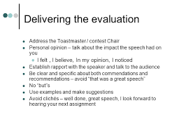 effective evaluations ppt download
