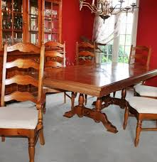 Broyhill Dining Room Sets Broyhill Dining Table And Chairs Ebth