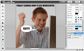 Meme Centar - make your own meme at meme center