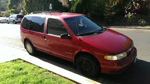 nissan quest 1996 1998 nissan quest photos specs news radka car s blog