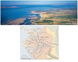 Bear Lake Utah Map by Webtext Geography Of Utah