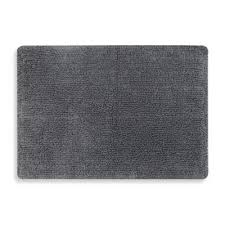 Grey Bathroom Rugs Buy Gray Bath Rugs From Bed Bath Beyond