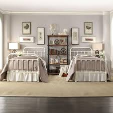 White Bed Homesullivan Calabria White Twin Bed Frame 40e411bt 1wbed The