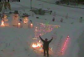 Deer Christmas Lights Christmas Lights Videos Wow