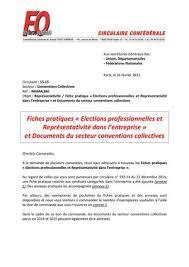 calcul repartition sieges elections professionnelles calaméo guide pratique représentativité élections professionnelles