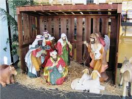 best outdoor nativity scene sets u2014 jen u0026 joes design
