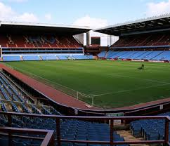 layout of villa park away guide aston villa