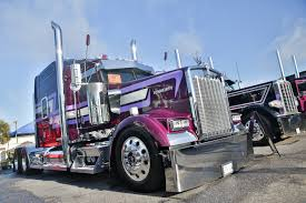 peterbilt show trucks top working show truck honors go to ooida members at wildwood