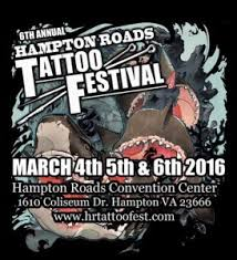 upcoming events hampton roads tattoo festival april alayne