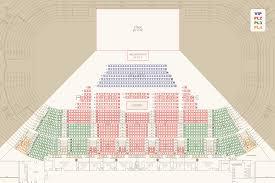 Toyota Center Floor Plan by Retter U0026 Company Theatre Venuworks
