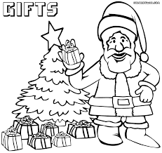 gift coloring pages coloring pages to download and print