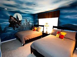 harry potter chambre chambre deco harry potter visuel 5