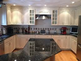 glazed kitchen cabinets in general finishes antique white milk