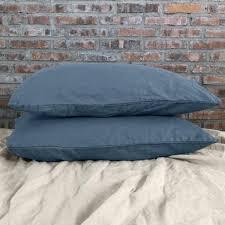 Blue Linen Bedding - flax linen bedding linen bed makeover linenshed u2013 linenshed