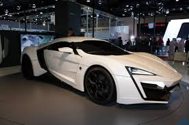 lykan hypersport doors most expensive cars in the world