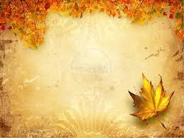 thanksgiving background free autumn ppt background 155