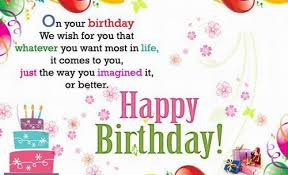 60 wish you happy birthday with heartfelt messages wishesgreeting
