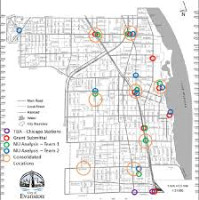 divvy chicago map divvying up the divvy bikes and the cost evanston now
