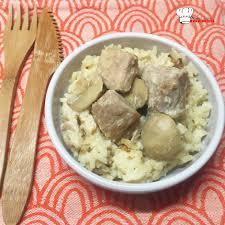 cuisiner sauté de porc sauté de porc chignons et calvados cookeo mimi cuisine