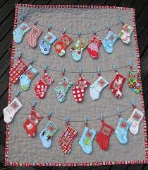 countdown to christmas with cheery advent calendar sewing patterns