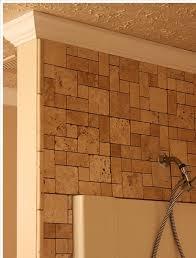 Tiling A Bathtub Shower Surround Tile Over A Fiberglass Tub Shower Enclosure Bath Pinterest