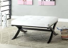tags1 table white leather ottoman e how to turn into coffee long