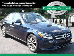used 2016 mercedes benz c class for sale special offers edmunds