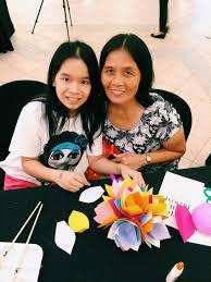 mother u0027s day at power plant mall u2014 victoria velasco paper florist