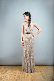 sequined wedding dress 11 reasons to go for gold when it comes to wedding dresses