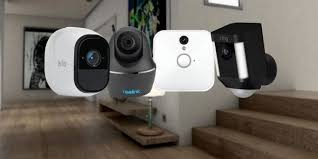 interior home surveillance cameras completely wireless security cameras for your home