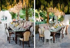 wedding chairs pretty wedding chairs creative ceremony reception decor inspiration 2